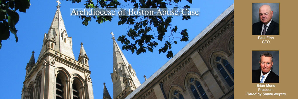 Archdiocese of Boston Abuse Case